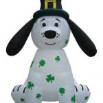 Saint Patrick's Day Outdoor Inflatables