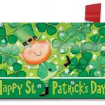 Saint Patrick's Day Magnetic Mailbox Covers