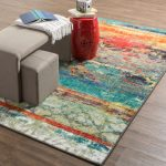Abstract Area Rugs