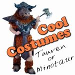 WoW Tauren Costumes and Minotaur Costumes