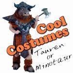 WoW Tauren Costumes and Minotaur Costumes