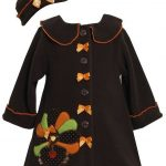 Thanksgiving Baby Clothes for Baby Girls