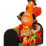 Thanksgiving Magnetic Mailbox Covers