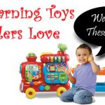 Top Learning Toys Toddlers Would Love Right Now!!