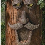 Outdoor Tree Faces