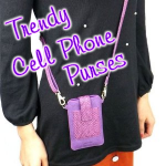 Trendy Cell Phone Purses