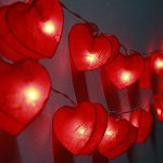 Valentine's Day Heart Lights