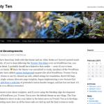 Wordpress's new Twenty Ten Theme is not effective for custom websites.