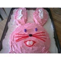 Make A Bunny Cake Webnuggetz Com