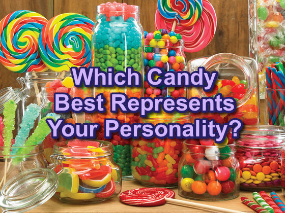 Which Candy Best Represents Your Personality?